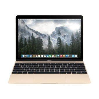 Jual Apple New Macbook MK4N2 Early 2015 - 8GB RAM - Intel - SSD 512GB - 12 inch - Gold Harga Termurah Rp 29999999. Beli Sekarang dan Dapatkan Diskonnya.