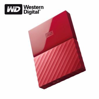 Jual Western Digital WD My Passport 1TB NEW MODEL USB 3.0 – RED Harga Termurah Rp 958000. Beli Sekarang dan Dapatkan Diskonnya.