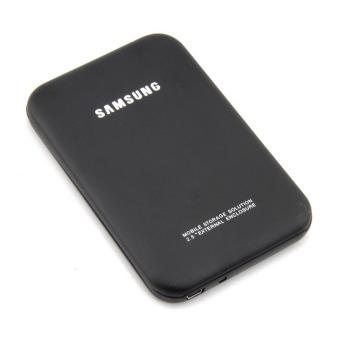 Jual Samsung External Case Harddisk/HDD 2.5 SATA USB 2.0 – Hitam
