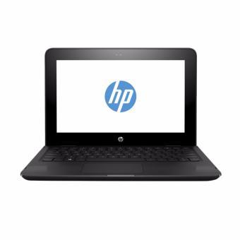 Jual HP CONVERT X360 11-AB035TU BLACK - N3060 - 4GB - Intel HD - 11.6