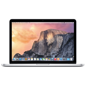 "Jual Apple Macbook Pro Retina - 13"" - MF841 - 8GB RAM - Intel Core i5 - Silver Harga Termurah Rp 23490000. Beli Sekarang dan Dapatkan Diskonnya."