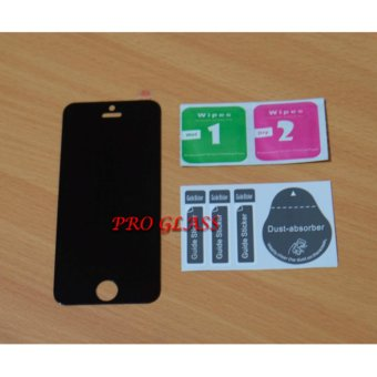 Iphone 5 / 5s / se Anti Spy Magic Glass Premium Tempered Glass Screen Protector