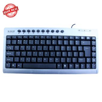 Keyboard USB Multimedia 01
