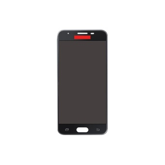 Layar LCD Layar Sentuh LCD Display Lengkap Bagian Penggantian Layar Hitam untuk Samsung Galaxy J7 Prime