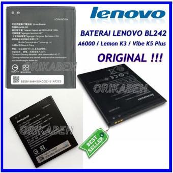 Kehebatan Lenovo Baterai Battery Bl243 For Lenovo A7000 K50 K3 Note