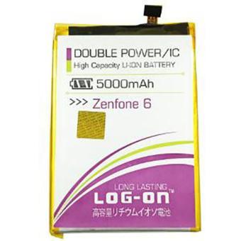 LOG ON Battery For ASUS Zenfone 6 5000mAh