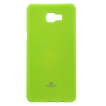 Mercury Jelly Soft Case Casing Cover for Samsung Galaxy A9 Pro - Hijau