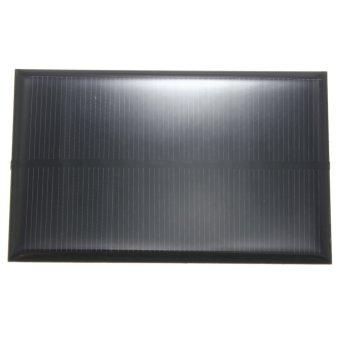 Mini Panel Surya Modul Pasang Sendiri For Sel Charger5v 250MA 1.25 Watt