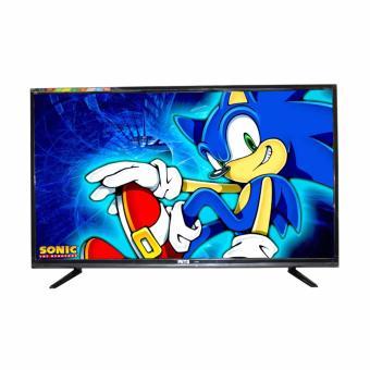 Mito 43 inch UHD 4K LED TV 4231 - Hitam