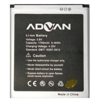 MR Advan S5J Double Power Battery baterai advan s5j