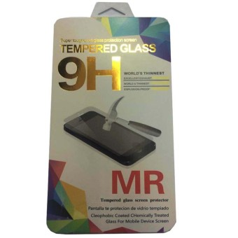 MR Screen Protector Tempered Glass Clear 9H Smartfren Andromax L / Temper Glass Smartfren Andromax L
