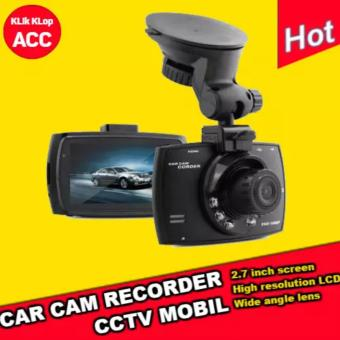 New Kamera Car Cam Cctv Mobil Full Hd Dvr / Camera Recorder By KLikKLop Acc
