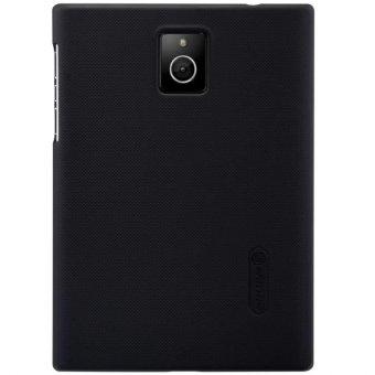 Nillkin Frosted Shield Hard Case Original For Blackberry Passport - Hitam + Gratis Nillkin Screen Protector