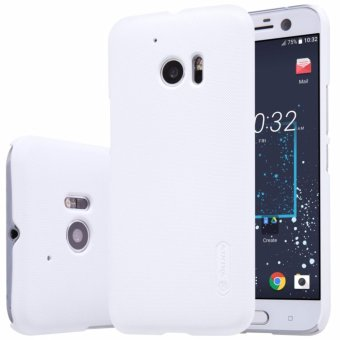 Nillkin Super Frosted case for HTC 10 (10 Lifestyle) - Putih + free screen