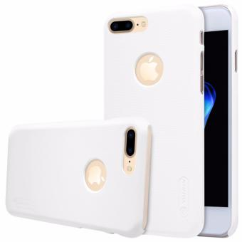 Nillkin Super Frosted case for iPhone 7 Plus - Putih + free screen protector