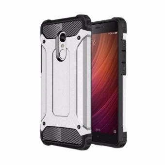 OEM Spigen Transformers Iron Robot Hardcase Casing for Xiaomi Redmi Note 4X