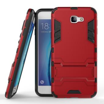 ProCase Shield Rugged Kickstand Armor Iron Man PC+TPU Back Covers for Samsung Galaxy J5