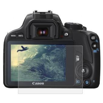 PULUZ Kamera 2.5D Melengkung Edge 9 H Kekerasan Permukaan Pelindung Layar Anti Gores untuk Canon
