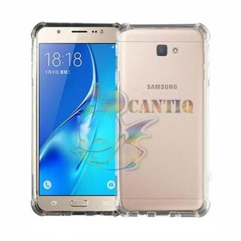 QCF Soft Case Anti Shock Anti Crack Samsung Galaxy J5 Prime / Silikon Casing Samsung J5