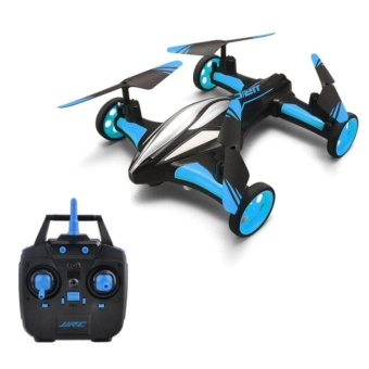 Quadcopter Dual Mode Ground / Air Drone JJRC H23 6 Axis Gyro with 3D Flip -