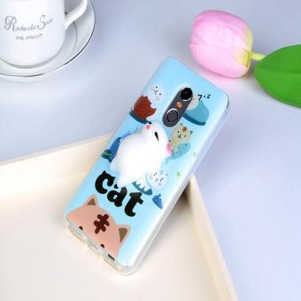 Rainbow SQUISHY Case Xiaomi Redmi Note 4 Squishy Cat Naughty / Custom Case Squishy Xiaomi Redmi