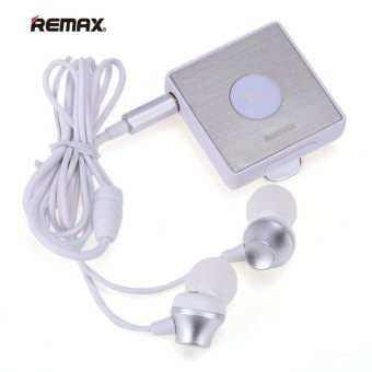 REMAX RB-S3 klip Bluetooth v4,1 + EDR headphone (putih)