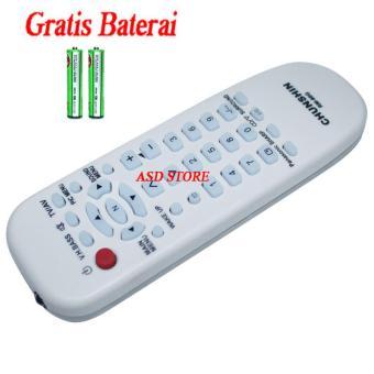 Remote TV Multi PANASONIC dan SHARP Tabung