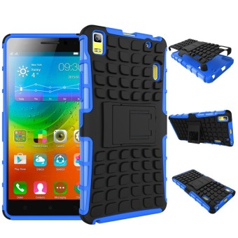 RUGGED ARMOR Lenovo A7000 Plus A7000+ K3 Note Case Shockproof Casing Cover Softcase Dual Layer Hardcase