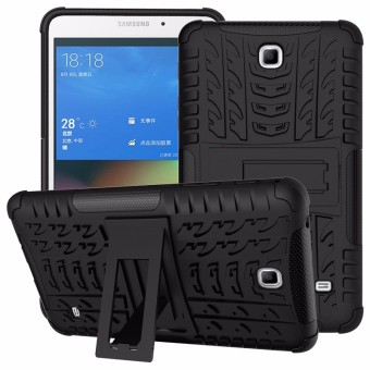 RUGGED ARMOR Samsung Galaxy Tab 4 7.0 Inch T230 T231 Soft Case Casing Back Cover Silicone