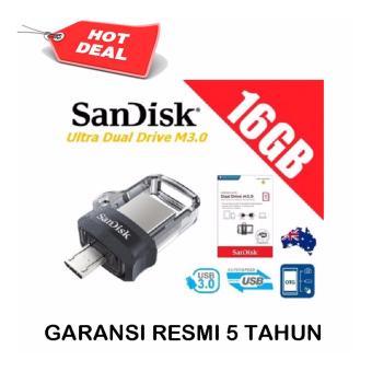 SanDisk Ultra Dual Drive m3.0 16GB USB 3.0 OTG Flash Drive