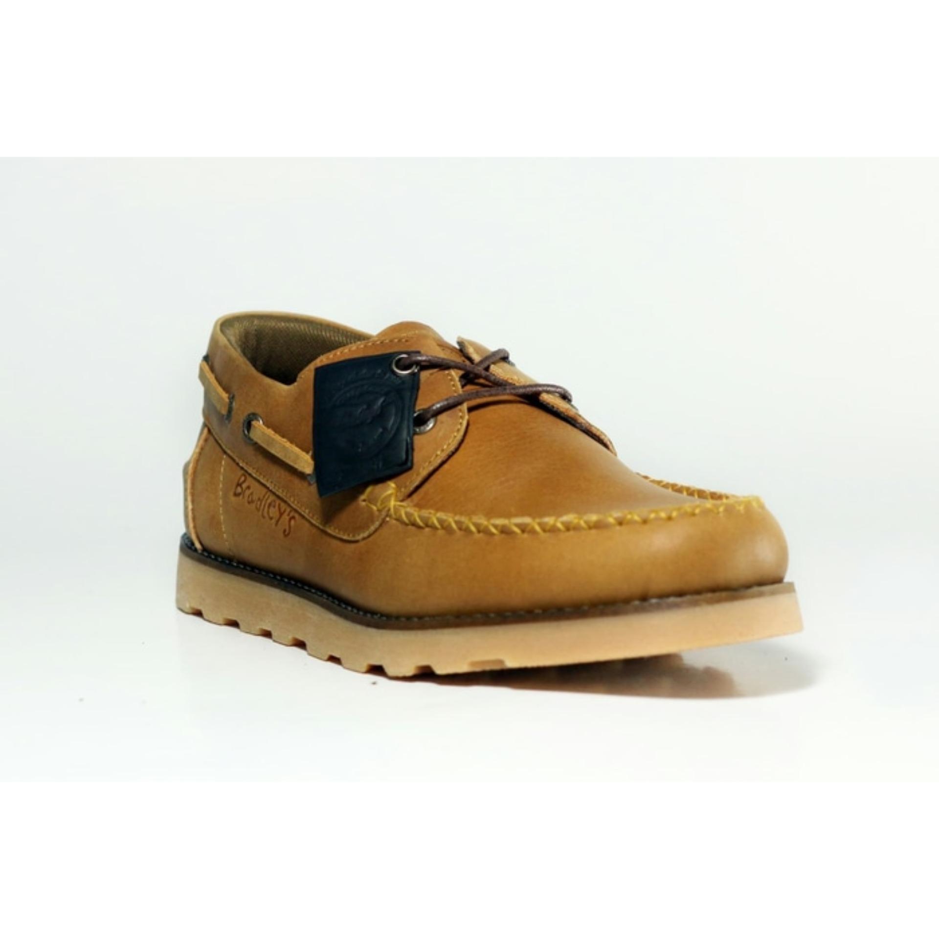 Sepatu bradleys zapato kulit asli