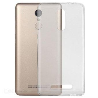 Phey Fashion Softcase Silicon Hello Kitty Diamond Pink For Xiaomi Redmi Note 4 .