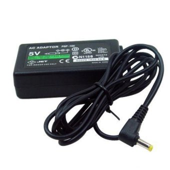 Sony PSP 1000/2000/3000 Charger Adaptor - Hitam