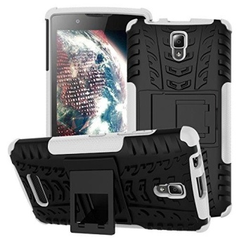 Tough Heavy Duty Shock Proof Defender Cover Dual Layer Armor Combo Pelindung Hard Case Cover untuk