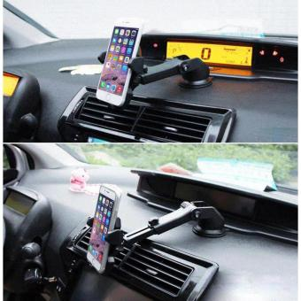Universal Mobile Phone Car Holder CP 2 - Hitam