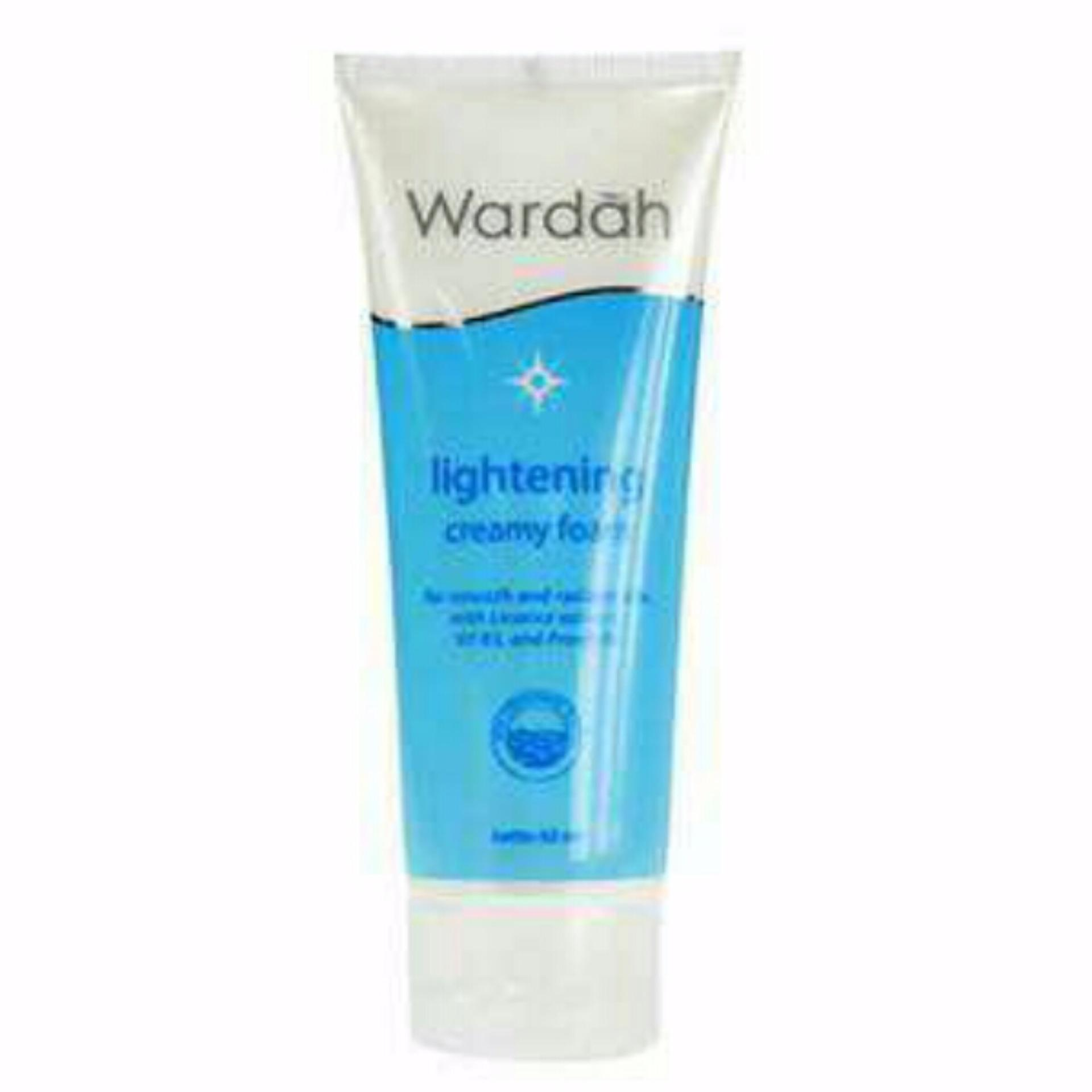 Wardah Lightening Creamy Foam - 60ml