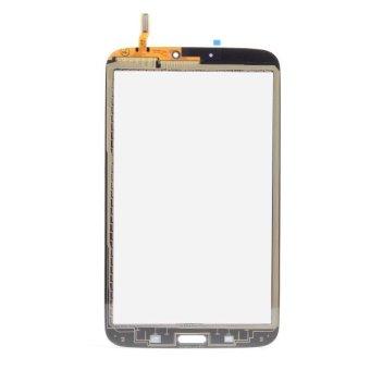 Putih 8.0 T310 Digitizer Layar Sentuh Luar Panel Cocok untuk Samsung Galaxy Tab 3 B0296 T0