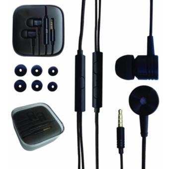 Xiaomi Earphone Piston Mi 2nd Generation Handsfree/Headset - Black