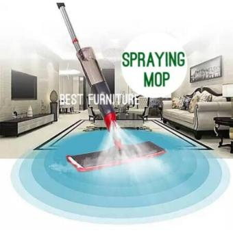 Best PS-220 Pel Lantai Penyemprot Healthy Spray Mop - Multicolor