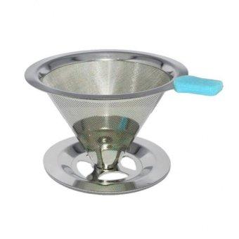 Harga Syphon Coffee Maker Tca2h Putih November Desember 2017 Source · BolehDeals Stainless Pour Over Drip