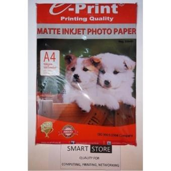 E-Print Inkjet Paper (A4/108gsm/100 Lembar)