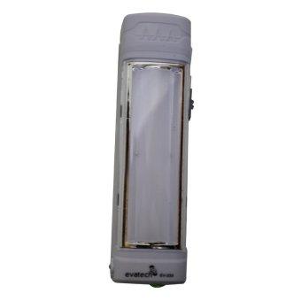 ... EELIC EV 233 Hijau 1W 9 SMD LED Senter Cas Ulang Lampu Genggam Praktis