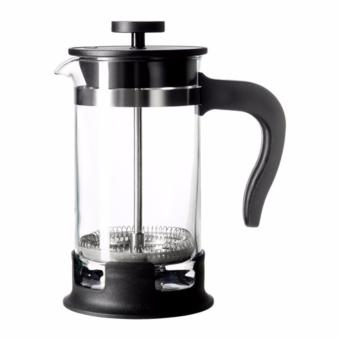 Ikea Upphetta ~ Coffee/Tea French Press ~ 0.4L ~ Glass & Stainless Steel / Alat pembuat Kopi dan Teh
