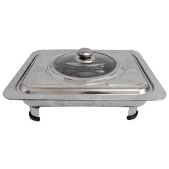 555 SA Tempat Makan Prasmanan - Silver
