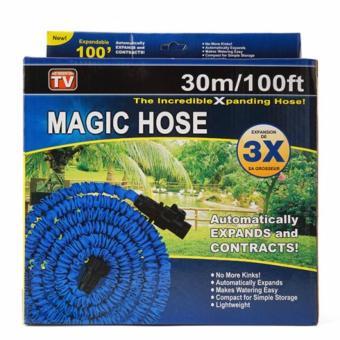 Magic hose - Selang air Flexible 30 Meter - Babamu - Biru