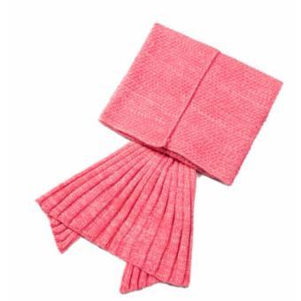 Mermaid Blanket Selimut Duyung Pink Baby