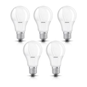 Osram Lampu Bohlam LED Bulb 9.5 Watt - 5 Pcs