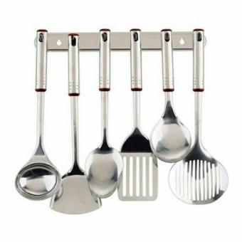 OXONE Stainless Steel Kitchen Tools Set Centong Sutil Spatula OX-963