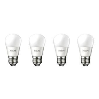 PHILIPS LAMPU LED 4 WATT - COOL DAYLIGHT - 4 PCS