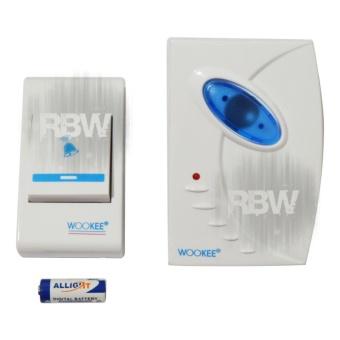 5301 Nirkabel Gerak Inframerah Sensor Selamat Datang Alarm Cerdas Ucapan Peringatan Bel Pintu, Jarak IR. Source · Rainbow Bel Pintu Door Bell Wirelles ...